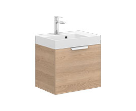 Noclaf SLIM 50x35 cm, single drawer cabinet