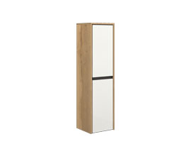 Storage cabinet with doors